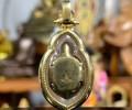 清债龟 九大圣僧龙婆银原庙 Wat BangKlan 佛历2551年 冠兰财龟