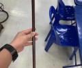 阿赞南生前做法事使用法杖